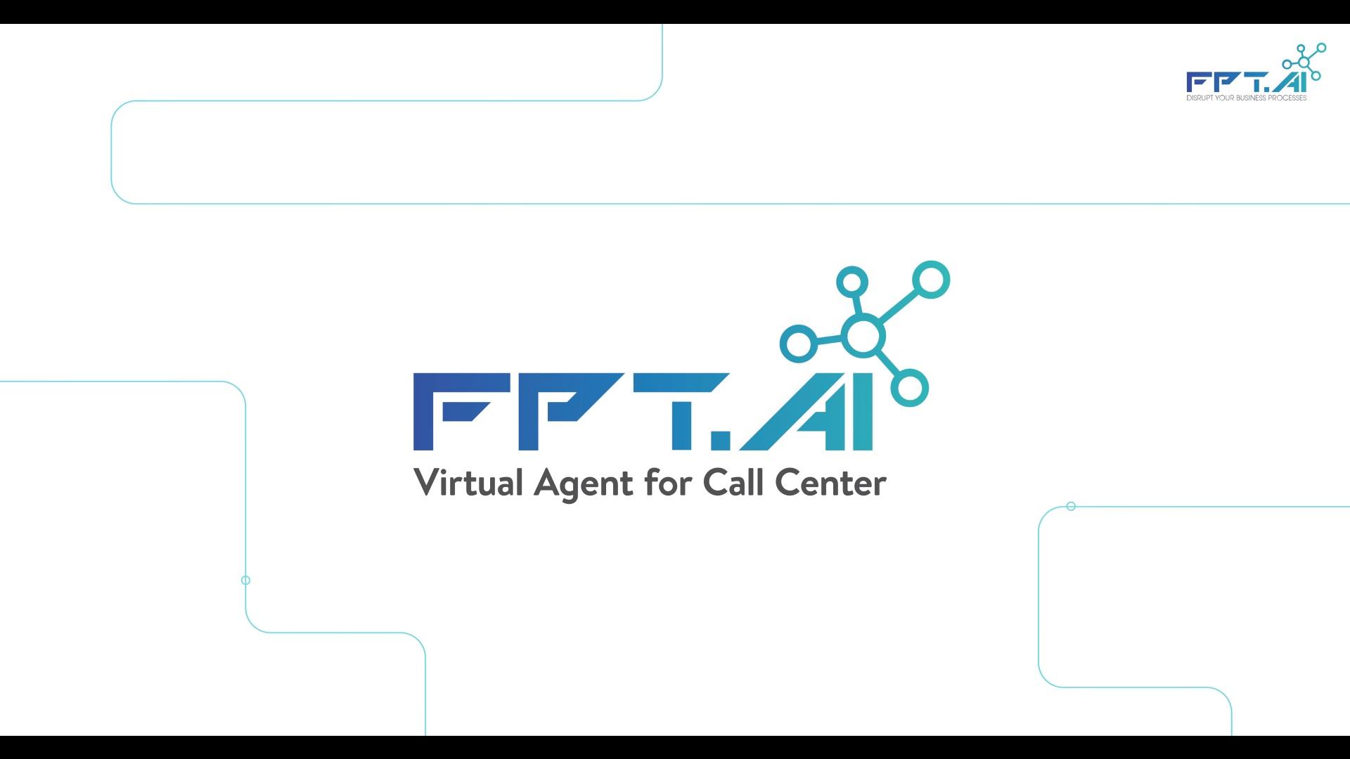 Trợ lý Ảo tổng đài FPT.AI