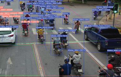 Hệ thống giám sát vi phạm giao thông