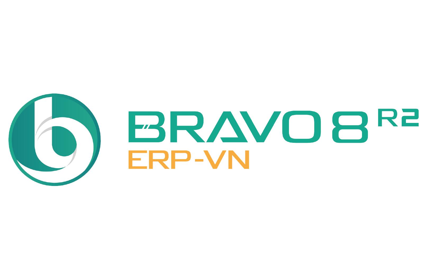 Phần mềm quản trị doanh nghiệp BRAVO 8R2 (ERP-VN)