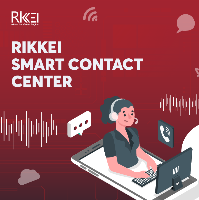 Rikkei Smart Contact Center - Giải pháp phân tích văn bản và giọng nói