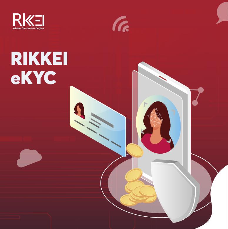 Rikkei eKYC - Giải pháp định danh điện tử Rikkei