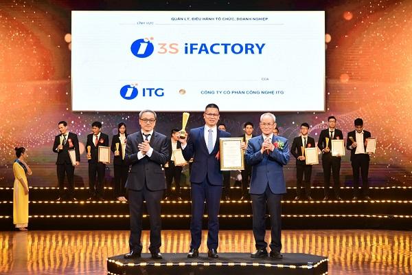 3S iFACTORY - Cú hích thúc đẩy chuyển đổi số doanh nghiệp sản xuất
