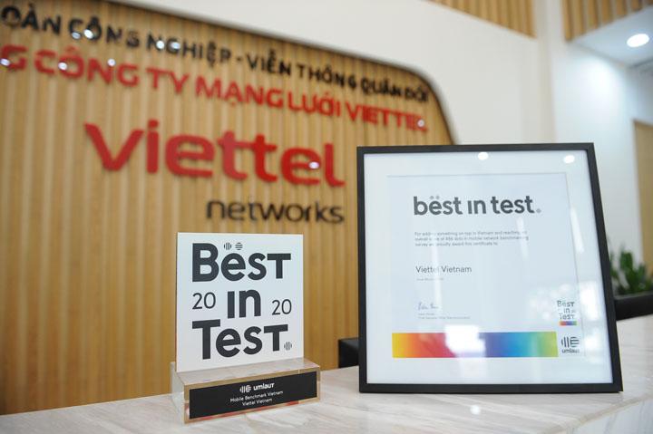 """Thấy gì từ việc nhà mạng đầu tiên nhận """"Best in Test"""" của Umlaut"""