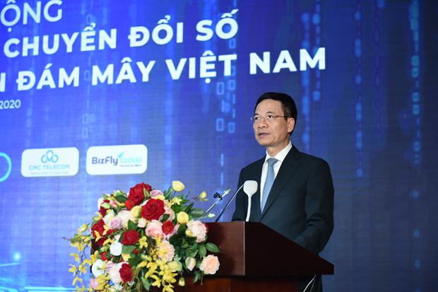 Thúc đẩy chuyển đổi số bằng công nghệ Điện toán đám mây Việt Nam