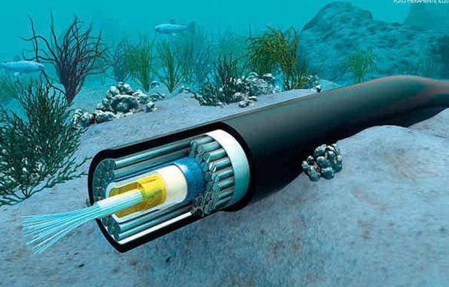 Cáp quang biển AAG và APG đồng loạt gặp sự cố